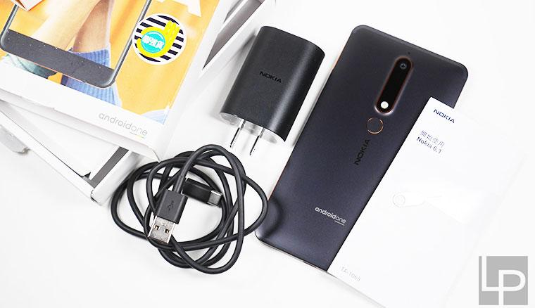 2018新款Nokia 6(Nokia 6.1)開箱!入門款也有蔡司認證鏡頭