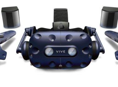 HTC推出配備升級款定位系統、控制手把的VIVE Pro商用套裝 @LPComment 科技生活雜談