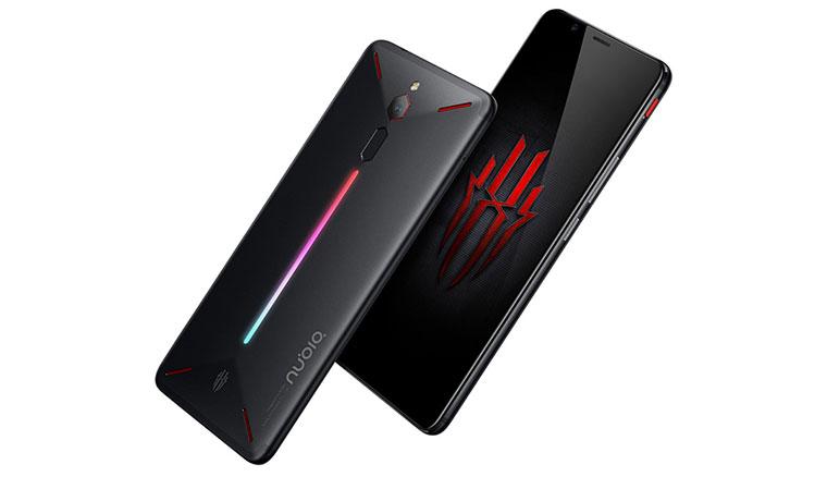 Nubia正式揭曉紅魔手機 搭載RGB背光設計、與熱門手機遊戲合作優化
