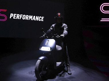性能款Gogoro S2亮相!更強的動力與制動避震,同時換上消光灰外型 @LPComment 科技生活雜談