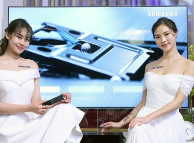 三星發表2018新款QLED量子電視系列,特殊變色龍模式讓電視「隱形」! @LPComment 科技生活雜談