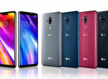 LG G7 ThinQ發表,主打AI以及更棒的螢幕與相機 @LPComment 科技生活雜談