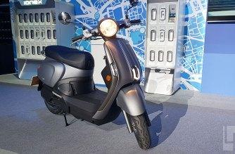 光陽Ionex車能網在台發表,帶來New Many 110 EV與Nice 100 EV兩款新車 @LPComment 科技生活雜談