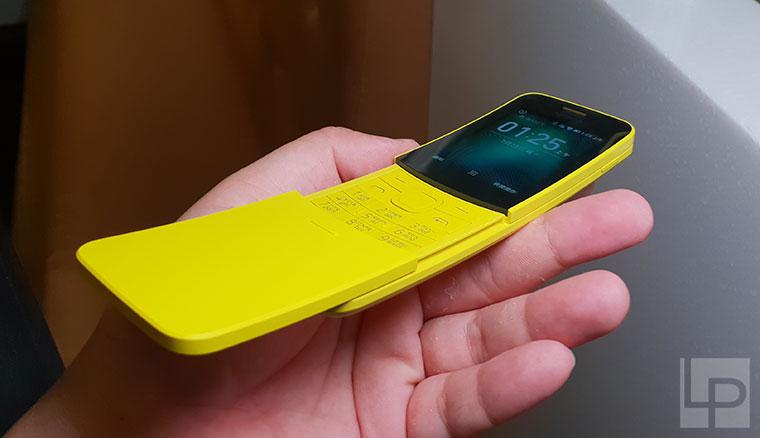 Nokia 6.1 Plus及Nokia8110 4G復刻版在台推出