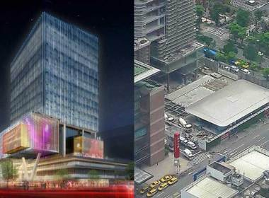 長得像超大MacBook!空拍照透露台灣首間蘋果直營旗艦店就在大遠百A13 @LPComment 科技生活雜談
