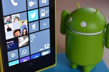 消息稱微軟或將推出自有品牌的Android手機 @LPComment 科技生活雜談