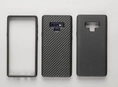 犀牛盾推出Samsung Note 9防摔邊框殼、防摔背蓋殼、耐衝擊保護貼 @LPComment 科技生活雜談