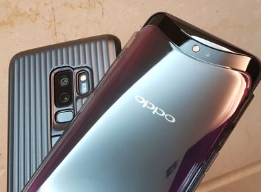 OPPO Find X、Samsung Galaxy S9+相機PK!日拍、夜拍、自拍比一比 @LPComment 科技生活雜談
