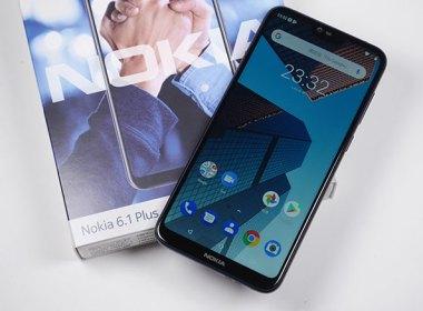 Nokia 6.1 Plus開箱體驗:雙面玻璃與瀏海全螢幕設計、還有AI雙攝相機 @LPComment 科技生活雜談
