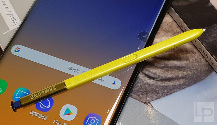 六分鐘動手玩Samsung Note 9新功能!實機&保護殼圖賞