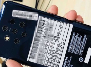 Nokia 9?諾基亞新旗艦機諜照曝光!搭載5鏡頭PureView相機模組與s845+6GB+128GB高規格 @LPComment 科技生活雜談