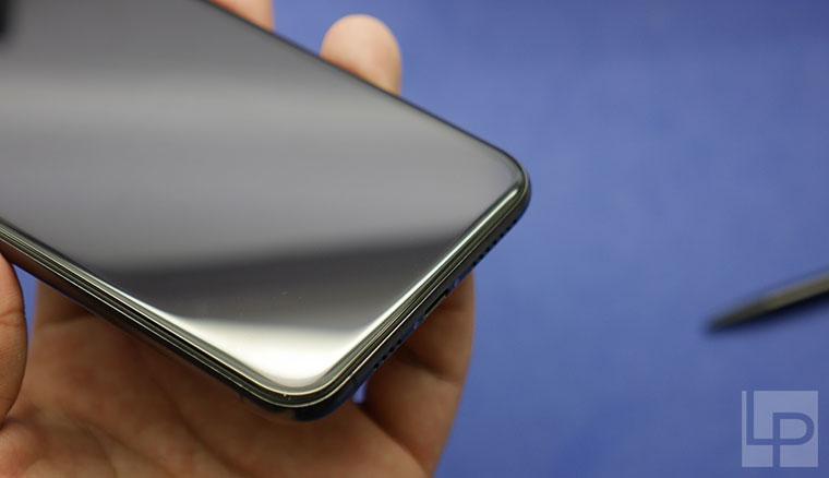 提供iPhone XS全方位的保護!膜斯密碼全機包膜+imos康寧3D玻璃貼+軍規雙料保護殼+藍寶石鏡頭保護鏡開箱實貼!