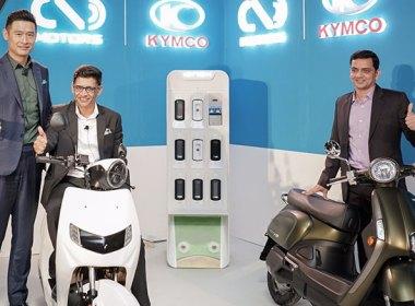 KYMCO Ionex車能網攜手新創電動車公司22Motors進軍印度市場 @LPComment 科技生活雜談