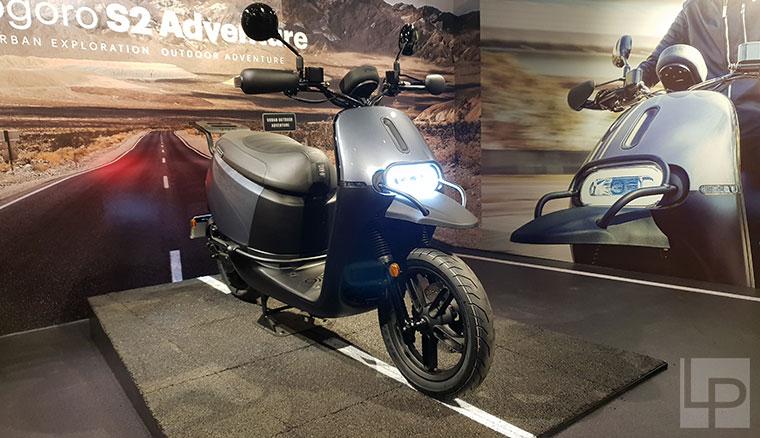 不是黃牌電動重機:睿能發表Gogoro S2 Café Racer / Adventure 共三款新車
