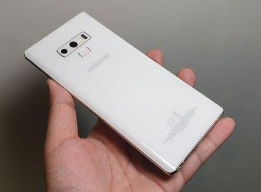 中華電信公布三星Note 9「初雪白」新色資費方案,11/30正式開賣 @LPComment 科技生活雜談