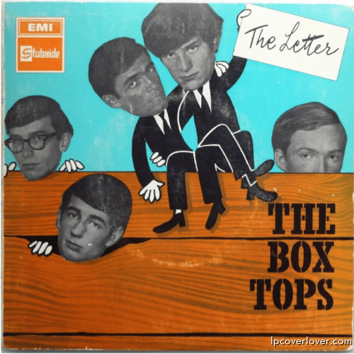 the letter box tops lpcover lover signed sealed delivered 25158