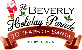 LPCS designed the logo for the 2017 Beverly HOliday parade