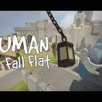 【左耳注意】別にひとりでもクリアしてやるよおおおおおおおおおお!【HUMAN Fall Flat】[ゲーム実況by実況うますぎ人間]