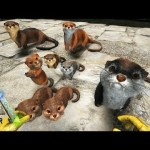 #25【ARK】さいかわの赤ちゃんは超さいかわ!カワウソ(Otter)大量ブリード!【Aberration(アベレーション)】【ARK Survival Evolved】【公式PVE】[ゲーム実況by月冬]