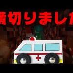 【マインクラフト】救急車横切りました。:まぐにぃのマイクラマルチ#番外編[ゲーム実況byまぐにぃゲーム実況本館]