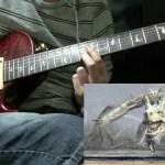 #6【GuitarPlaythrough】DDON 淀みし大竜力 BGM[ゲーム実況byササクレのゲーム実況・無実況]