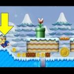 ペンギンマリオが楽しすぎた マリオ part5[ゲーム実況byしゅうゲームズ]