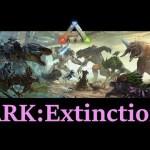 【ARK公式PVE】拠点回りでまったりARK【Extinction(絶滅地球)】【PC版】【ARK Survival Evolved】[ゲーム実況by月冬]