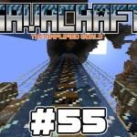 【SAVACRAFT #55】革新的なエレベーターが完成した!:Amplified Hard Multi【マインクラフト】[ゲーム実況byまぐにぃゲーム実況本館]