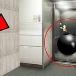 エレベーターの中に爆弾を置いたらとんでもない事になったwww[ゲーム実況byオダケンGames]