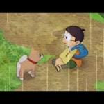 怪我をした謎の子犬登場!これ泣かせにくるやつやん…。#4【ドラえもん のび太の牧場物語】[ゲーム実況byアブ ]