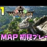 【ARK】新マップ「Valguero」を初見でまったりやっていく配信( *´艸`)【PC版:ARK Survival Evolved】[ゲーム実況byまったりゲーム実況主ずっきー*]