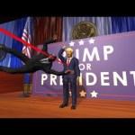 【Mr.President】ランプ大統領の命は俺が守る!大統領護衛SPヤンプが飛ぶ[ゲーム実況byゲーム実況やんし]