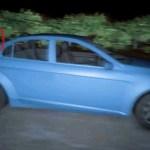 走る車の後ろに幽霊がしがみついて来る…。警察も窃盗をするほどの怖さのホラーゲーム(絶叫あり)[ゲーム実況byオダケンGames]