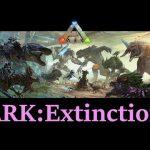 Live#40【ARK:Ex】まったりARK('◇')ゞ【PC版:ARK Survival Evolved公式PVE】【Extinction】【月冬】[ゲーム実況by月冬]