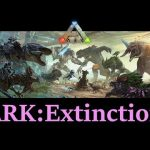 Live#58【ARK:Ex】まったりエクス復旧中('◇')ゞ【PC版:ARK Survival Evolved公式PVE】【Extinction】【月冬】[ゲーム実況by月冬]