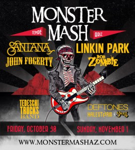 Monster Mash 2015 promotional poster