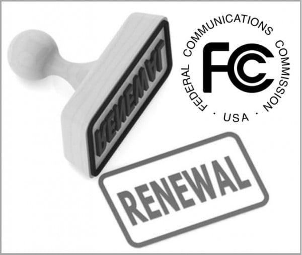 FCC Updates & License Renewals