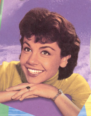 Image result for annette funicello clipart
