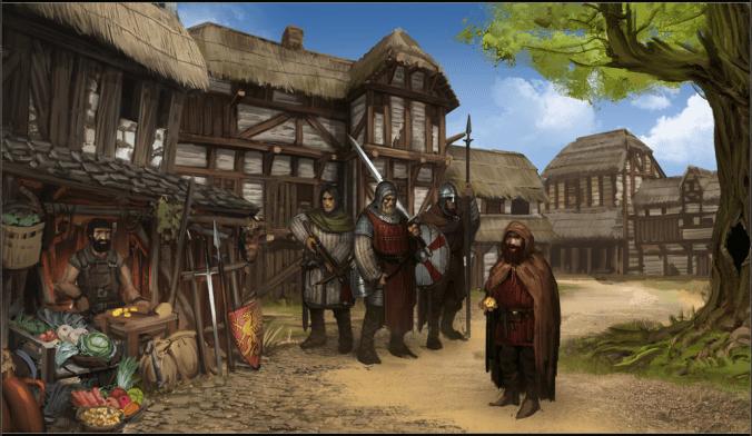 Resultado de imagem para battle brothers wallpaper