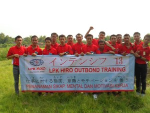 LPK HIRO OUT BOND TRINING