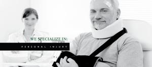 Personal Injury Lawyer Slider