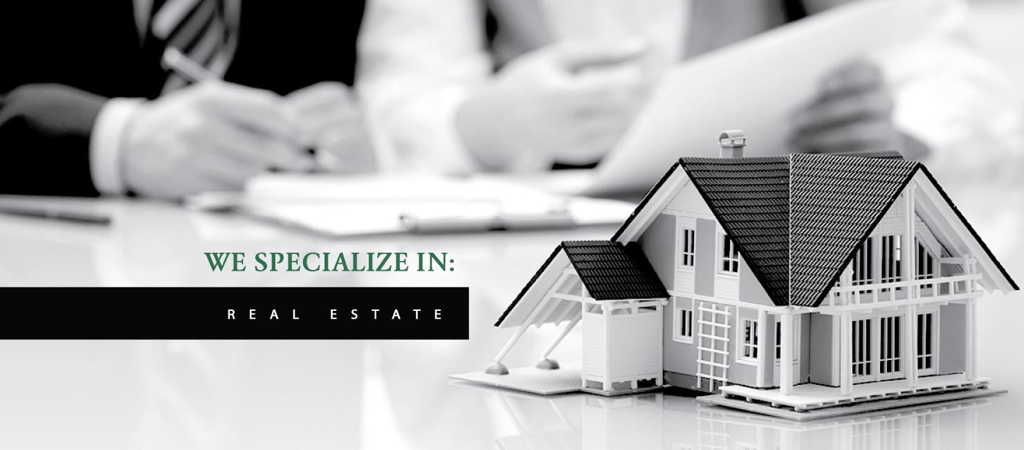 Real Estate Law Attorney Slider Image