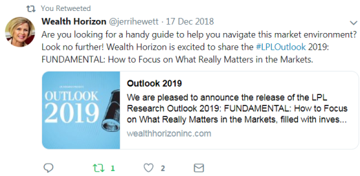 Wealth Horizon