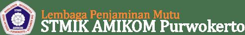 Lembaga Penjaminan Mutu – STMIK AMIKOM Purwokerto