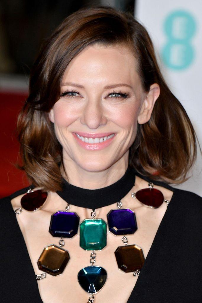 Premiile Bafta 2019 - best makeup - Cate Blanchett