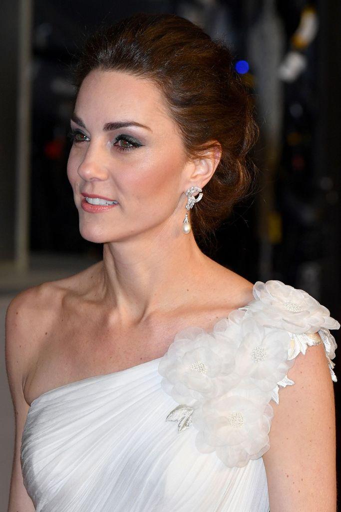 Premiile Bafta 2019 - best makeup - Kate Middelton