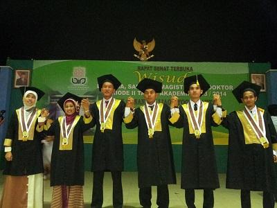UIN Suka menjadi salah satu kampus tujuan warga Patani, Selatan Yhailand menempuh studi.