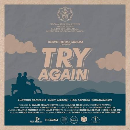 Try Again, oleh Ainul Fikri dan Umar Syarif Yahman