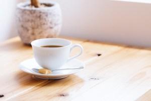 オシャレなコーヒーカップ