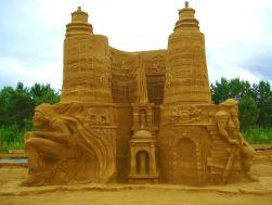 24 Festival des sculptures de sable à Gdańsk (7)